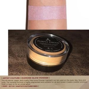 Artist Couture loose powder highlight